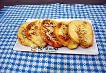 Friganele sau paine prajita cu ou, reteta copilariei