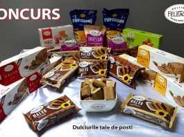 Concurs: dulciuri delicioase de post de la Feleacul