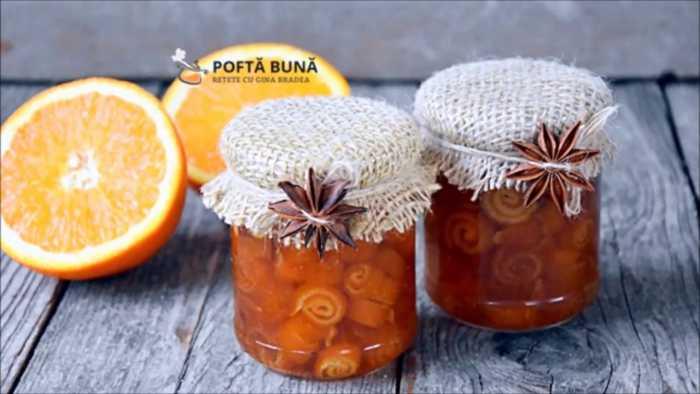 dulceata coji portocale 700x394 - Dulceata din coji de portocale, reteta pas cu pas