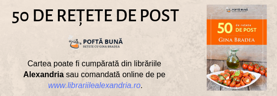 50 de rețete de post - Conopida in otet