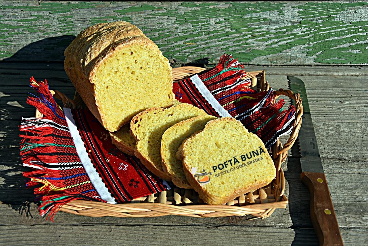 Paine pufoasa cu malai reteta traditionala moldoveneasca - Paine pufoasa cu malai, reteta moldoveneasca traditionala