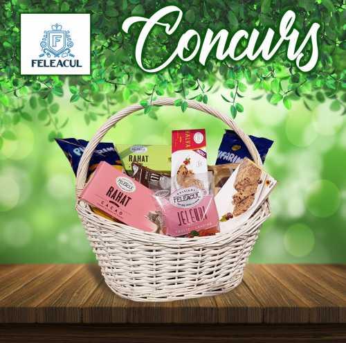 Concurs de Paste cu dulciuri delicioase de post de la Feleacul