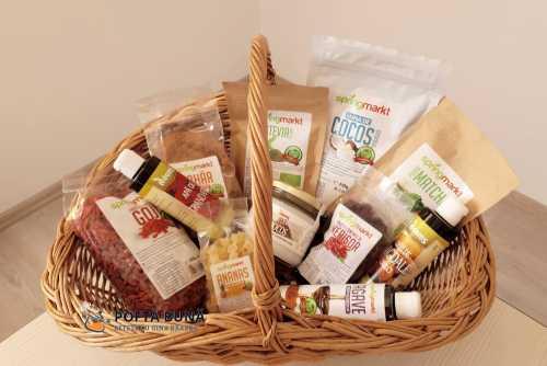 Concurs cu produse naturale si sanatoase de la Vitamix