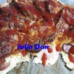 61109980 2611033712264375 6175015004199190528 n 150x150 - Pizza din felii de paine, salam, branza, rosii si cascaval
