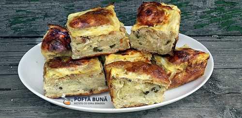 Cherdele placinte dobrogene cu branza sarata ceapa si marar 6 500x243 - Index retete culinare (categorii)