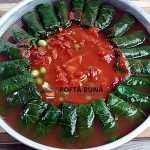 Sarmale dietetice din piept de pui cu frunza de tei acrite cu corcoduse 3 150x150 - Sarmale dietetice din piept de pui in frunza de tei, acrite cu corcoduse