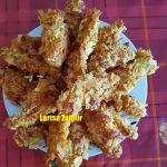 piept de pui crispy 150x150 - Piept de pui crispy, snitele de pui in crusta crocanta de porumb