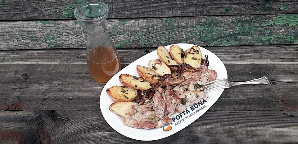 Cea mai frageda friptura de porc la cuptor reteta istorica cu nume rusinos 3 - Cea mai frageda friptura de porc, reteta istorica cu nume rusinos