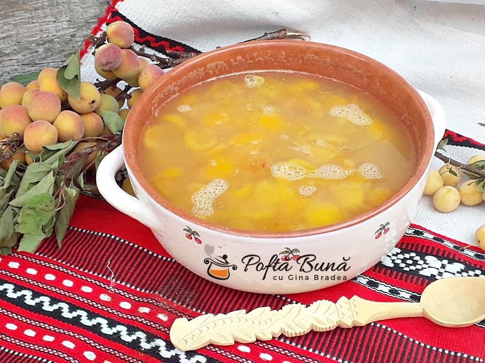 Chisalita de corcoduse zarzare prune visine reteta traditionala3 - Chisalita de caise, corcoduse, zarzare, prune, visine, reteta traditionala