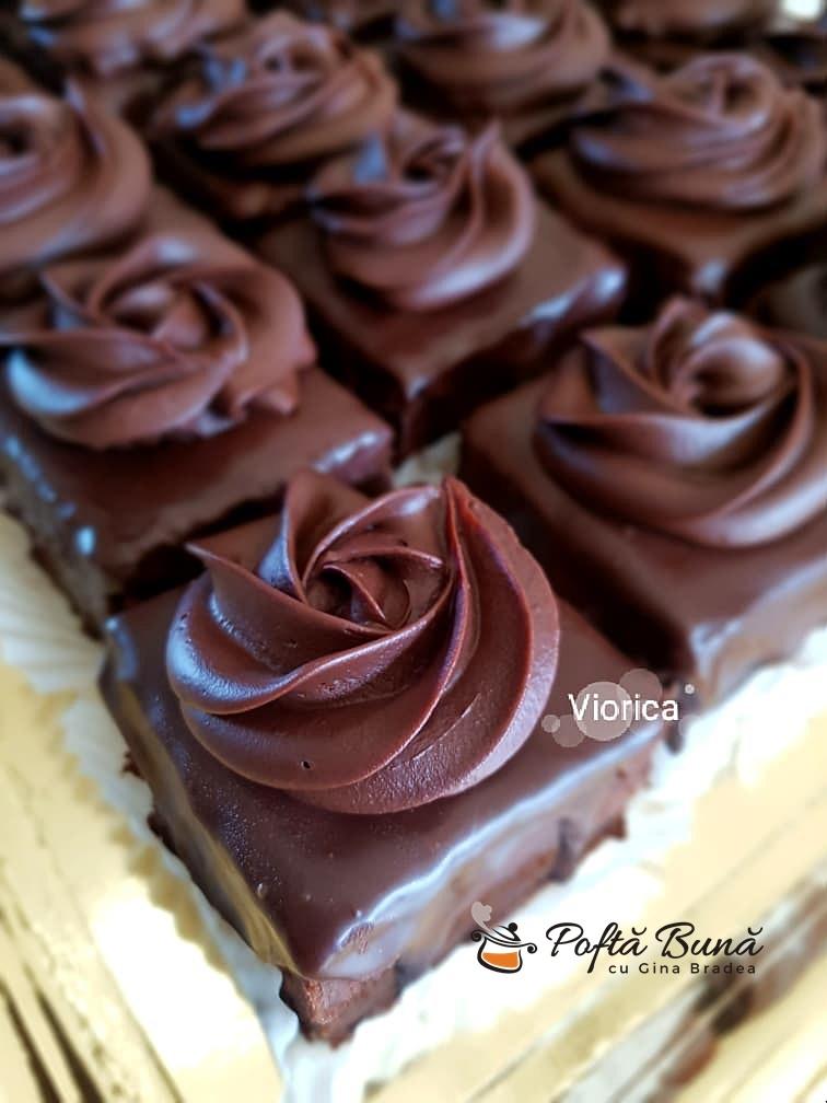 Amandine cu ciocolata reteta veche de cofetarie 1 - Amandine cu ciocolata, reteta veche de cofetarie