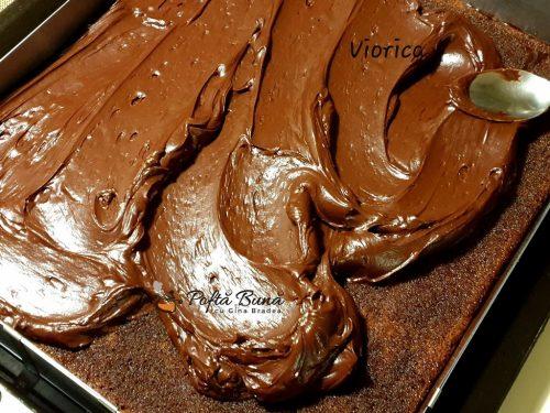 Amandine cu ciocolata reteta veche de cofetarie 2 1 500x375 - Amandine cu ciocolata, reteta veche de cofetarie