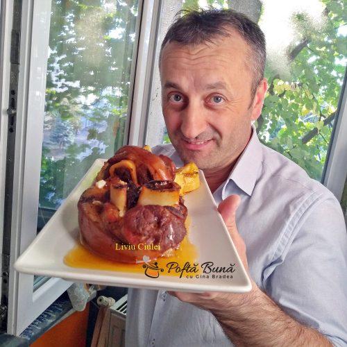 IMG 20190922 180050176 cr 500x500 - Ciolan feliat de porc cu usturoi si ceapa, la cuptor