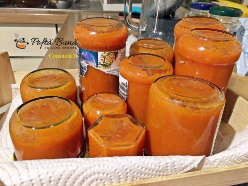 Ketchup de casa cu rosii si mere reteta simpla fara conservanti 7 500x375 - Ketchup de casa cu rosii si mere, reteta simpla, fara conservanti