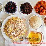 batoane din cereale reteta simpla 150x150 - Batoane de cereale cu fructe uscate, miere si seminte
