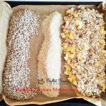 batoane din cereale reteta simpla1 150x150 - Batoane de cereale cu fructe uscate, miere si seminte