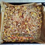 batoane din cereale reteta simpla4 150x150 - Batoane de cereale cu fructe uscate, miere si seminte