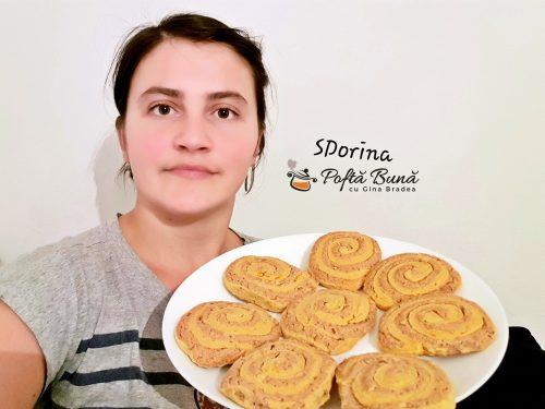 biscuitit cu nuca si dovleac reteta de toamna 2 500x375 - Biscuiti cu nuca si dovleac, reteta de toamna, ideali pentru copii