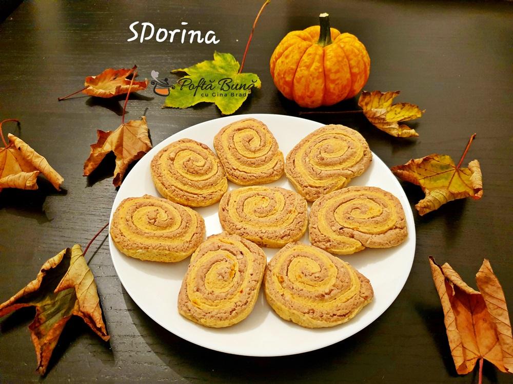 biscuitit cu nuca si dovleac reteta de toamna 3 - Biscuiti cu nuca si dovleac, reteta de toamna, ideali pentru copii