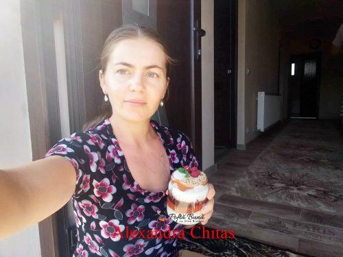 budinca de tapioca reteta rapida gustoasa1 500x375 - Budinca de tapioca cu piure de fructe si miere
