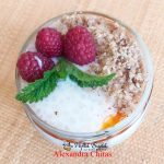 budinca de tapioca reteta rapida gustoasa2 150x150 - Budinca de tapioca cu piure de fructe si miere