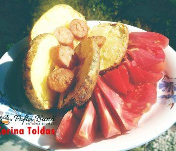 cartofi copti la cuptor reteta simpla rapida 350x300 - Index retete culinare (categorii)