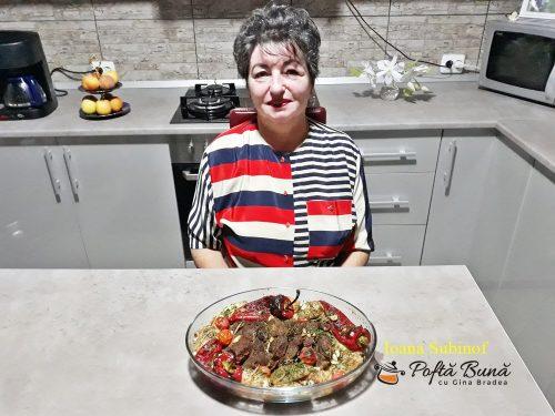ceafa la cuptor cu cartofi si rozmarin reteta rapida 1 500x375 - Ceafa de porc la cuptor, cu cartofi si rozmarin, reteta veche