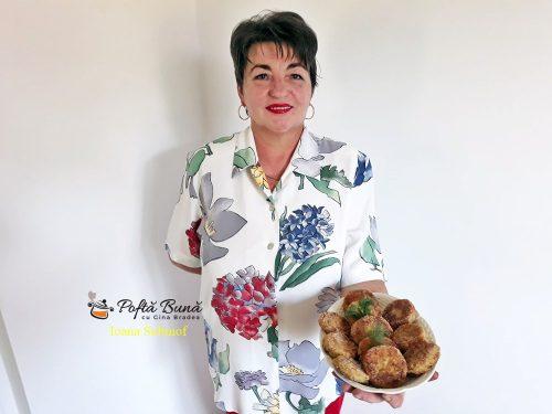 chiftele din cartofi fierti cu marar reteta de post 5 500x375 - Chiftele din cartofi fierti cu marar si usturoi, reteta de post