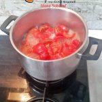 chiftele in sos de ardei reteta simpla pas cu pas1 150x150 - Chiftele la cuptor in sos de ardei cu garnitura de cartofi natur sau piure