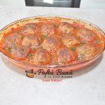 chiftele in sos de ardei reteta simpla pas cu pas6 150x150 - Chiftele la cuptor in sos de ardei cu garnitura de cartofi natur sau piure