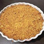 crumble de mere cu inghetata 5 150x150 - Crumble de mere cu inghetata, reteta simpla si rapida
