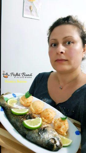 dorada la grill cu piure de cartofi si morcov 5 281x500 - Dorada la grill cu piure de cartofi si morcov, reteta simpla si gustoasa