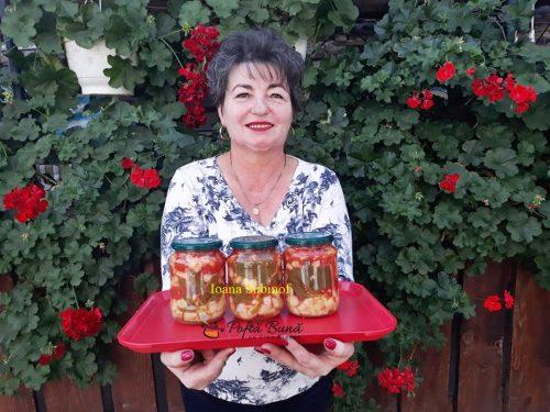 dovlecei si rosii la borcan 1 500x375 - Dovlecei si rosii la borcan pentru iarna, reteta fara conservanti chimici