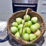 dulceata de gogonele 150x150 - Dulceata de gogonele cu nuca, reteta bunicii