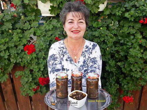 dulceata de gogonele reteta veche simpla 4 500x375 - Dulceata de gogonele cu nuca, reteta bunicii