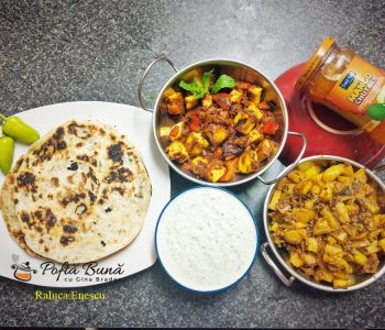 Festin indian exotic, fara carne, cu Trichosanthes dioica