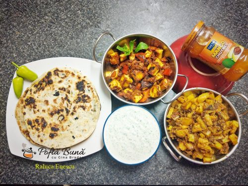 festin indian exotic reteta fara carne 3 500x375 - Festin indian exotic, fara carne, cu Trichosanthes dioica