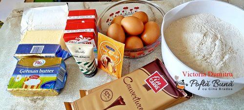 fursecuri paleuri ciocolata reteta clasica 500x226 - Paleuri cu ciocolata, reteta veche de cofetarie