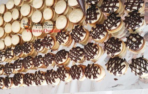 fursecuri paleuri ciocolata reteta clasica1 500x318 - Paleuri cu ciocolata, reteta veche de cofetarie