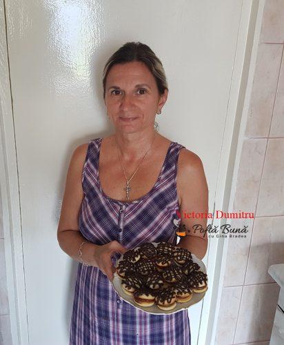 fursecuri paleuri ciocolata reteta clasica2 412x500 - Paleuri cu ciocolata, reteta veche de cofetarie
