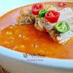 Cum preparam reteta de  halaszle, supa ungureasca de peste?