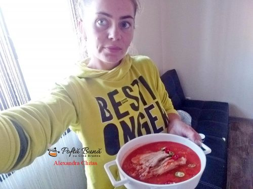 halaszle reteta de supa ungureasca de peste4 500x375 - Halaszle, supa ungurească de peste, reteta traditionala