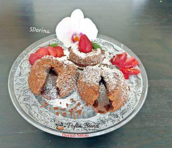 lava cake vulcan de ciocolata reteta simpla5 350x300 - Index retete culinare (categorii)