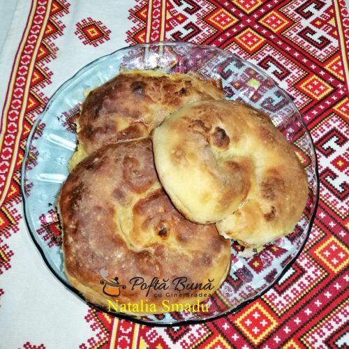 Placinta cu urda si branza de oi, ca in Moldova