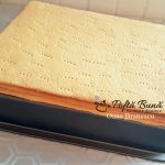 prajitura cu foi si crema de caramel reteta pas cu pas2 150x150 - Prajitură cu foi fragede, crema de caramel si ciocolata
