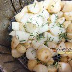 pulpe pui bere bruna stafide cartofi rumeniti reteta bunicii 5 150x150 - Pulpe de pui cu bere bruna, stafide si cartofi rumeniti, reteta de la bunica