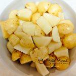 pulpe pui bere bruna stafide cartofi rumeniti reteta bunicii 6 150x150 - Pulpe de pui cu bere bruna, stafide si cartofi rumeniti, reteta de la bunica