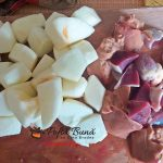 rata umpluta cu mere si organe la cuptor reteta gustoasa1 150x150 - Rata umpluta cu mere si organe, la cuptor, cu garnitura de cartofi
