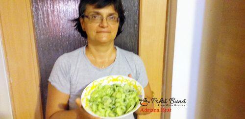 salata castraveti reteta rapida simpla 5 500x243 - Salata de castraveti cu usturoi si marar, reteta ardeleneasca