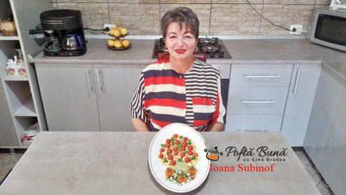 salata de dovlecei cu cartofi si maioneza de cartofi usturoi reteta rapida6 500x282 - Salata de dovlecei cu cartofi si maioneza de cartofi si usturoi