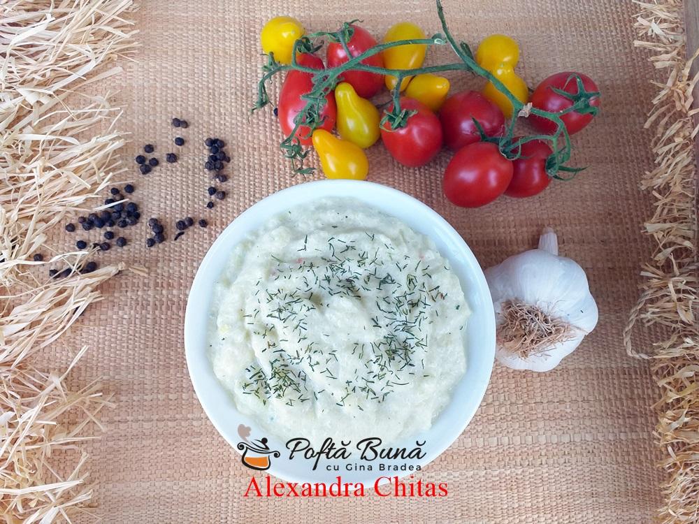 salata de dovlecei cu maioneza reteta rapida5 - Salata de dovlecei cu maioneza, reteta simpla si rapida